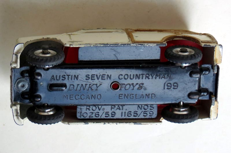 No160 bleue meccano 1 support en U