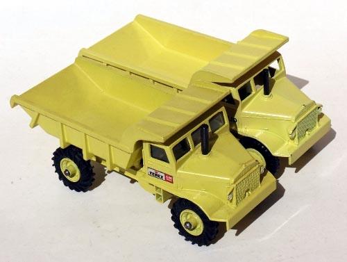 965 Terex Rear Dump Truck (1969-70)   DTCA Website