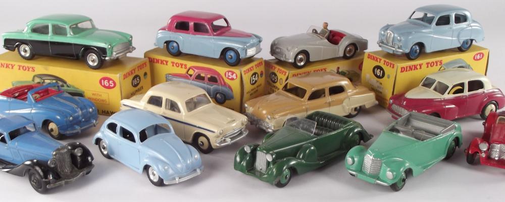 Dinky Toys - Cars