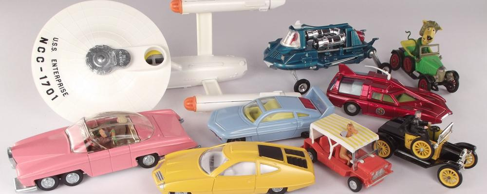 Dinky Toys - TV and Film